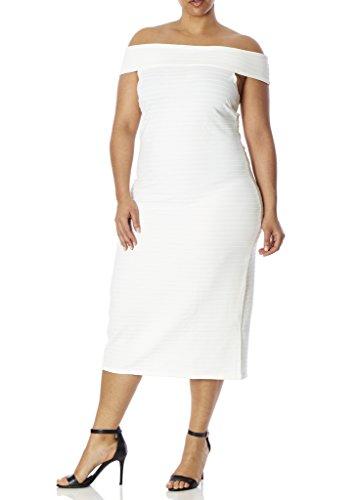 Buy ivory dresses plus size - 6