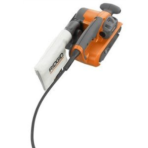 Ridgid ZRR2740 6.5 Amp 3-in X 18-in Heavy Duty Variable Speed Belt Sander (Certified Refurbished)