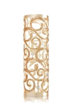Bath & Body Works Gold and Diamond Swirl Scroll Fragrance Mist Sleeve (Mist Swirl)