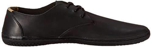Mens Vivobarefoot Ii Ii Classic Oxford Black / Hyde