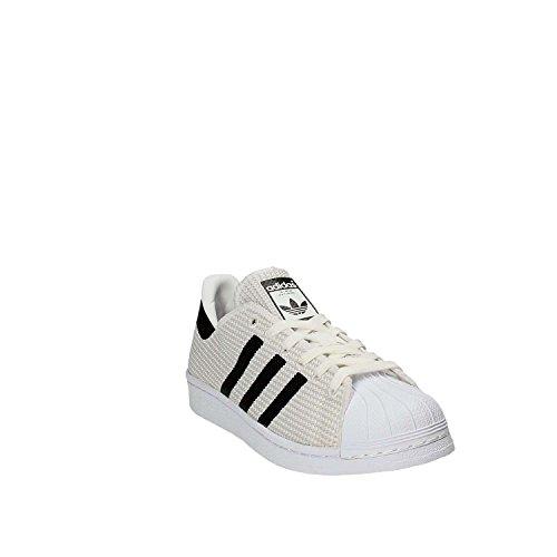 Ftwbla Ftwbla Scarpe Superstar Vari adidas Basse Ginnastica da Negbas Uomo Colori z85Pw