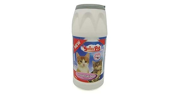 SwissPet Gato STR eudeo Olor, para Gato Inodoro Desodorante para Gatos, 425 g: Amazon.es: Productos para mascotas