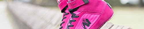 Pink Pink Fitness Wear Women Gym Women's Pink High Shoes Shoes Gorilla Top Sports CFt7wqF