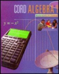 Cord Algebra 1: Part B
