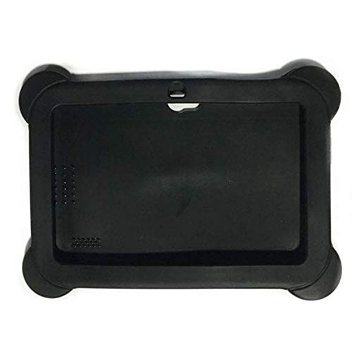 Tablet case Compatible 7 inch A13 Q88 Kid Tablet Silicone Sleeve Four Corner Fillet Fhickening Q88 Protective Sleeve (7 Tablet Case Irulu)
