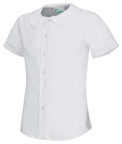 CLASSROOM Big Girls' Blouse, White, Medium