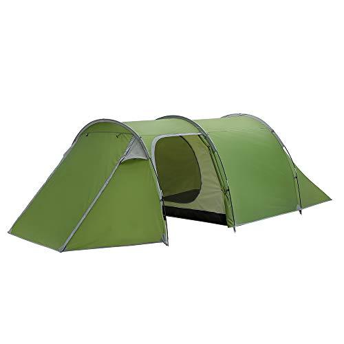 (Night Cat Camping Tents 2 3 Persons Tunnel Tents Manual Setup Waterproof Rainproof 4 Seasons)