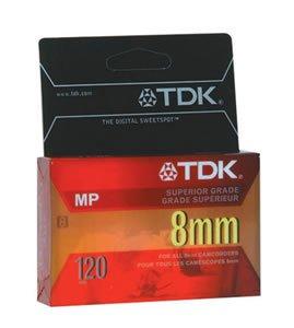 TDK HI 8 Video Tape by TDK