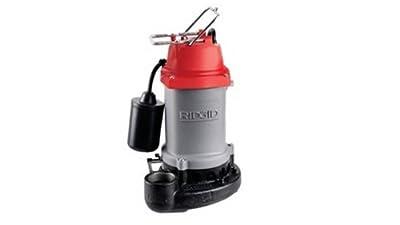 Ridgid 47303 RE50 1/2 HP Effluent Pump
