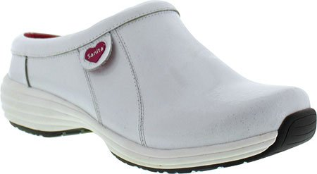 Sanita Womens O2 Life Zephyr Clogs White 6pnZww