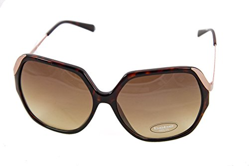 Bebe sunglasses Women's Dylan BB7127 Soft (Bebe Brown Sunglasses)