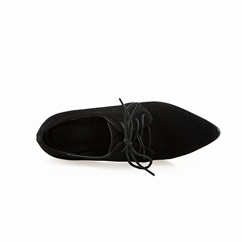 Chaussures À Talons Hauts Pour Femmes Latasa Noir