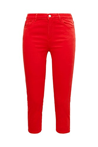 Pantaloni Donna Rosso 630 Red ESPRIT 07wHxSqw