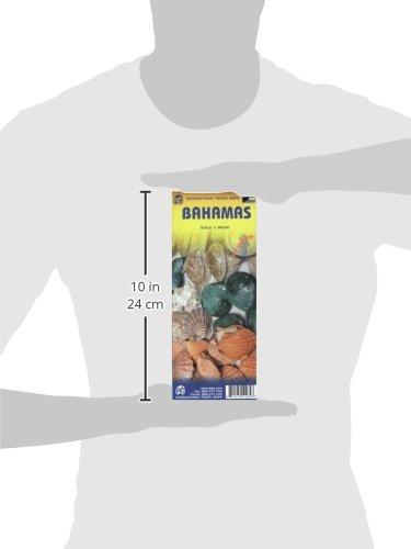 Bahamas 1:500,000 Travel Map (International Travel Maps)