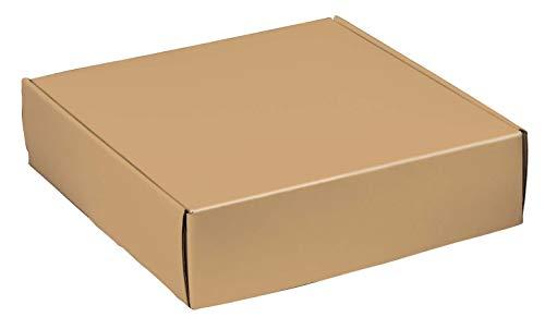 Amazon Com Decorative Shipping Boxes Gloss Finish Kraft