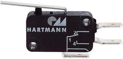 tastend 1 St. Hartmann Mikroschalter 04G01B04B01A 250 V//AC 16 A 1 x Aus// EIN