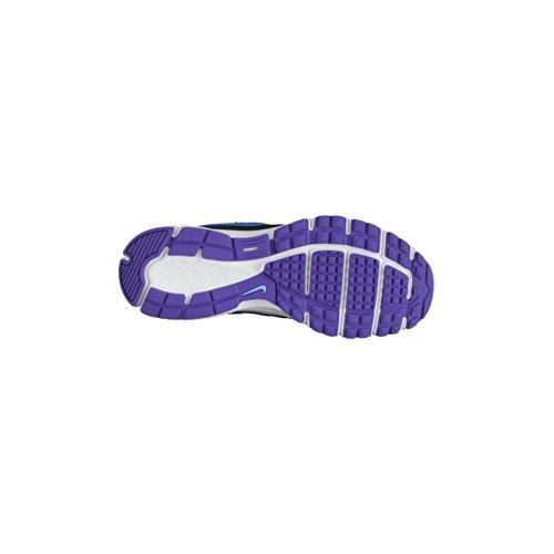 Nike Revolution 2 Msl, Women's Women's Revolution 2 MSL Running Shoes - Multicoloured(Grey/Unvrsty blue/Rose), 7 UK (41 EU) Black/Blue