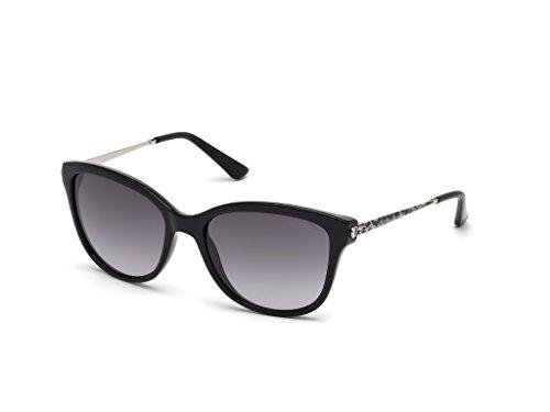 Guess Brillant Sonnenbrille GU7469 Gris Print Noir 8zY78