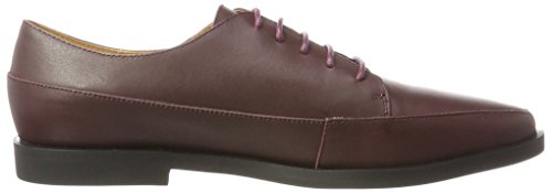 194 Red L The Bear Zoe Boots Burgundy Burgundy Shoe Women's 194 qx0gAYtt