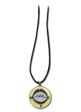 Soul Eater Kishin Symbol Necklace Jewlery Original Licensed
