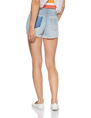 Denim Blu Callie Vero Donna Moda Blue Light Shorts wf0OnqS