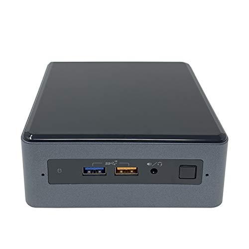 Intel NUC8I7BEH Mini PC NUC Kit - 8th Gen Intel Quad-Core i7-8559U Processor up to 4.50 GHz, 16GB DDR4 Memory, 1TB NVMe Solid State Drive, Intel Iris Plus Graphics 655, Windows 10 Pro (64-bit)