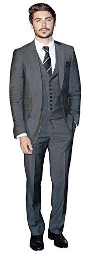 Zac Efron Life Size Cutout by Celebrity Cutouts by Celebrity Cutouts