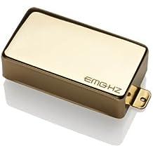 EMG HZ H4 Passive Humbucker pickup - brushed gold