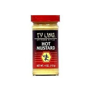 Ty Ling Naturals Chinese Style Hot Mustard, 4oz by Ty Ling