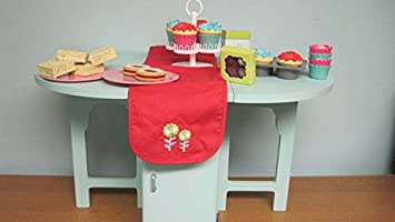American Girl Doll Baking Table and Treats Replacement Pink Cupcake Liner