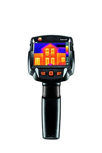 1 Camera Thermique Testo 868 Thermographie Intelligente Et Connectee 0560 8721