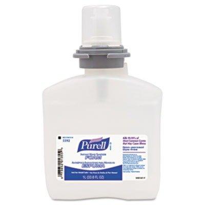 Alc Refill (PURELL ALC FOAM HANDSATIZER TFX 2/1 LITER)