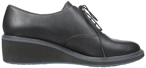 Zapatos Venta Negro De Compra Mujer Camper En Cordones Magna HxU5w0Hqz