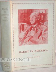 Hardy in America;: A study of Thomas Hardy and his American readers