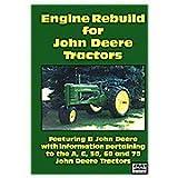 JD B, A, G, 50, 60 Engine Rebuild Video (Dvd)