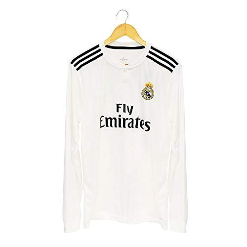 Real Madrid Soccer Football Jersey 2018/19 Home Away Third Long Sleeve