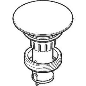 Pfister 972 020y Tuscan Bronze Replacement Overflow Cap For Pop Up