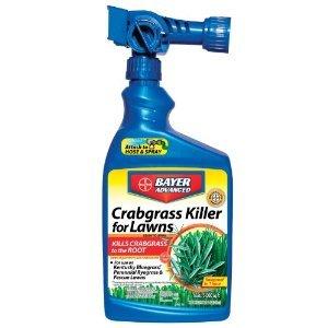 Bayer Advanced Crabgrass Killer 5000 Sq. Ft. Rtu 32 Oz
