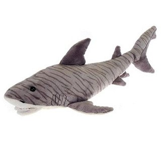 Fiesta Sea Sea Sea and Shore Series 15'' Tiger Shark by Fiesta Toys fea5d1