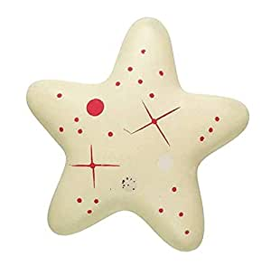 Slow Rebound  Toy PU Simulation  Foam Star  - White