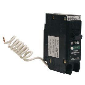 Eaton Type BR 15-Amp Combination Arc Fault Circuit Breaker by Eaton