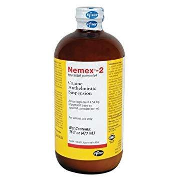 Pfizer Nemex 2-16 oz