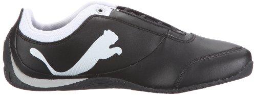Puma - Zapatillas infantil Negro (Schwarz (black-white-black 02))