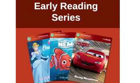 The Early Reading Series is designed to build core phonics skills