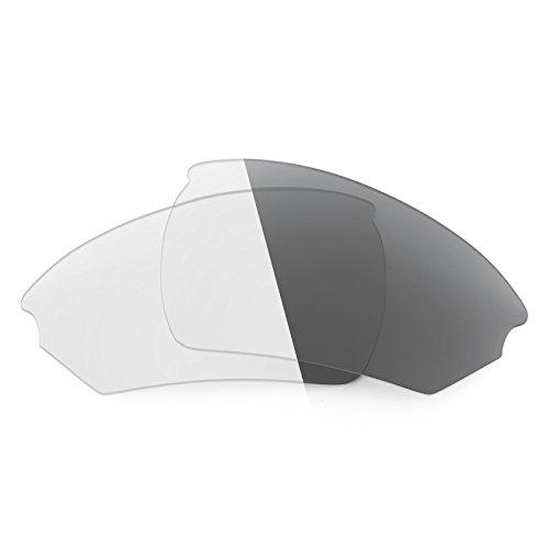 Revant Replacement Lenses for Rudy Project Noyz Elite Adapt Grey - Sunglasses Noyz Rudy