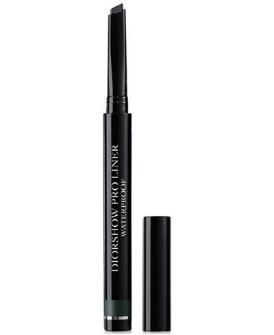 Dior Diorshow Pro Liner Bevel-Tip Waterproof Eye Liner (082 Pro Anthracite)