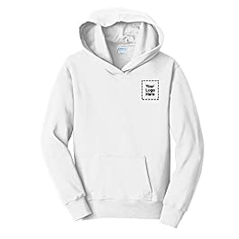 Youth Fleece Pullover Hooded Sweatshirt |36 Qty |31.32 Per|Customization Product with Your Custom Logo