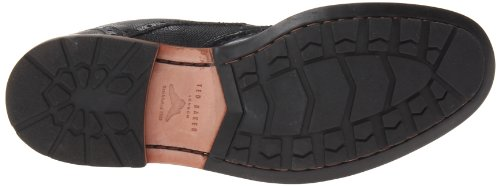 Ted Baker Hombres Sealls 2 Chelsea Bota Black Leather