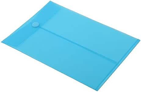 HF2 179026-Carpetas sobres A4 (Pack de 10) en PP translúcido para ...