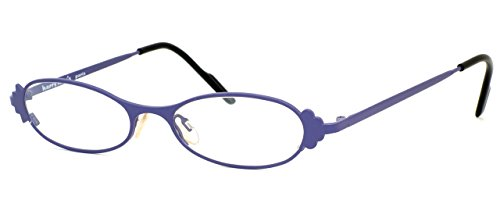 Harry Lary's French Optical Eyewear Twiggy Reading Glasses in Purple (497) - Optical Frames French
